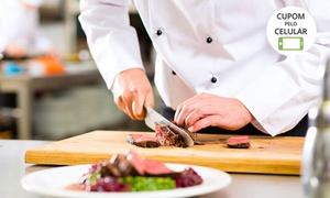 Miro Oliveira Restaurante: Miro Oliveira Restaurante - Guará: curso de culinária básica