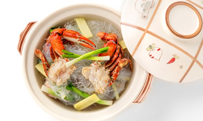 Beijing Noodle No. 9 at Caesars Palace Las Vegas - The Strip: $35 for $50 Worth of Chinese Food and Drinks for Two at Beijing Noodle No. 9 at Caesars Palace Las Vegas