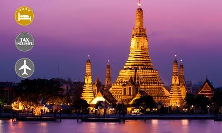 Metro Resort Pratunam: 4D3N Stay for 1 Person with Thai Airways Return Flights