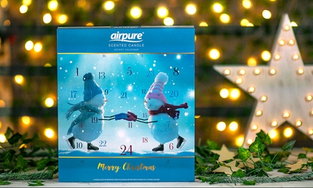 One, Two or Four Airpure Advent Calendars