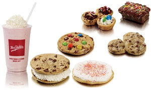 Mrs Fields Madison Ave: Cookies and More at Mrs. Fields Madison Ave. (40% Off). Two Options Available.