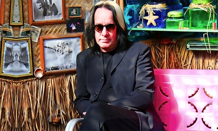 Todd Rundgren at Paramount Hudson Valley Theater on Friday, November 7, at 8 p.m. (Up to 45% Off)