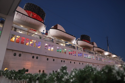 Adult or Child First Class Passport Tickets to Christmas at Queen Mary (Up to 35% Off)