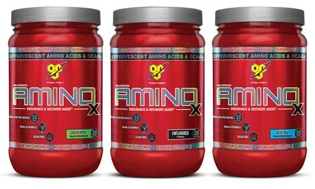 BSN Amino-X Workout Supplement (30 Servings) 737e5f0a-3308-432e-a586-119735754b43