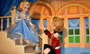 """""""Cinderella"""" - Geppetto's Theater: """"Cinderella"""" at Geppetto's Theater (July 1–September 4)"""