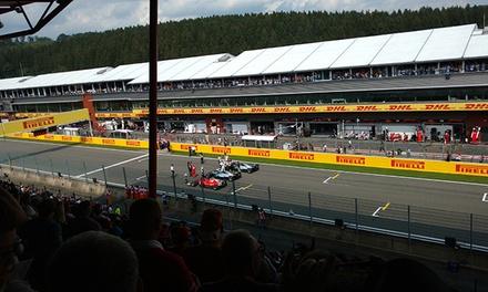 Billet pour les essais libres, les qualifications ou la course finale au Grand Prix formule 1, dès 19,99 €