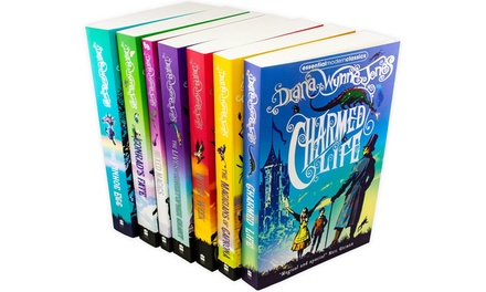 Chrestomanci Series Books