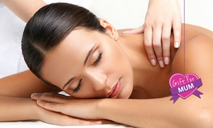 B-pampered Massage&Beauty therapy: $49 1-Hour Facial + Massage Package or $69 with Mini Manicure at B-Pampered Massage & Beauty Therapy (Up to $139 Value)
