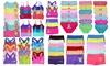 Mystery Kids Girls' Underwear (6-Pack)