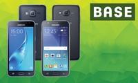 BASE light Allnet Flat 2 GB für mtl. 10,99 €* + Samsung Galaxy Smartphone ab 1 € Zuzahlung** – 1. Monat Grundgebühr frei