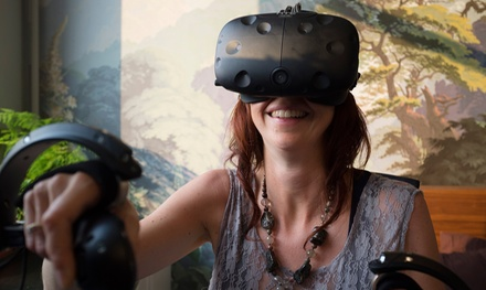 30-Minute Virtual Reality Experience for One or Two at Virtual Reality Arcade (Up to 50% Off)