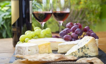 $5 Wine and Cheese Tasting for Four People or $35 with Two Bottles of Wine at Inner City Winemakers (Up to $100 Value)