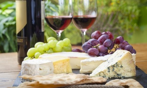 Inner City Wine Makers: $5 Wine and Cheese Tasting for Four People or $35 with Two Bottles of Wine at Inner City Winemakers (Up to $100 Value)