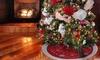 Copribase per albero di Natale