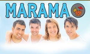 Marama: Entrada para ver Marama con ubicación a elección en Teatro Colonial