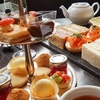 Cream Afternoon Tea for Two