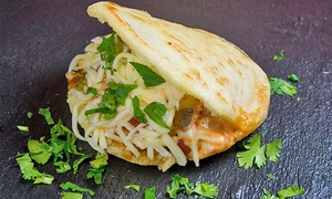 Sabor Latin Street Grill: $12 for Two Groupons, Each Good for $10 of Latin American Food at Sabor Latin Street Grill ($20 Value)