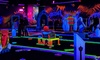 Century Sports - Century Casino Calgary: Glow Mini Golf for Two or Four at Century Sports (Up to 57% Off)