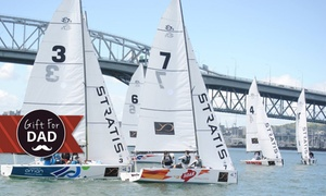 Royal New Zealand Yacht Squadron: $450 for Five Three-Hour Sailing Lessons or Two Full-Day Lessons at Royal New Zealand Yacht Squadron