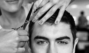 Hb's Hairdressing Salon: Gent's wash, Restyle Cut and Finish with Optional Beard Trim at Hb's Hairdressing Salon (Up to 57% Off)