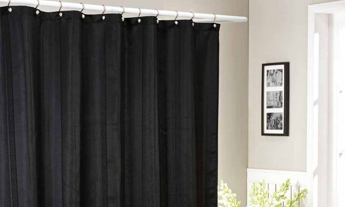 Duck River Shower Curtain