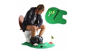 Set de golf de toilettes