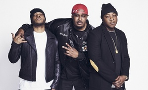 The Lox – Up to 56% Off Hip-Hop Concert at The Lox, plus 9.0% Cash Back from Ebates.