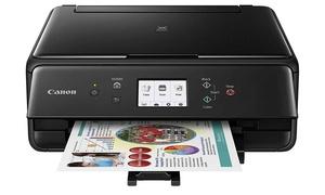 Canon PIXMA TS6020 Wireless Inkjet All-in-One Auto Duplex Printer