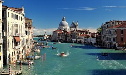 Włochy – Cesenatico: przedpłata za 11-dn. wycieczkę dla 1 osoby, 8 nocy w hotelu, wyżywienie i więcej z Planik Travel