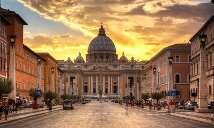 ✈Rome: 2 Nights with London, East Midlands, Manchester and Bristol Flights and Optional Vatican Tour, Nov 2016-Apr 2017*