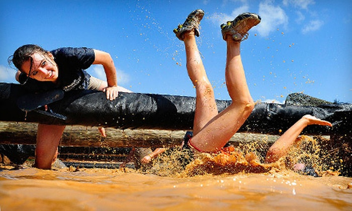 Sierra Recon - North El Dorado: Obstacle Race Entry with T-Shirt and After Party for Two, Four, or Six by Sierra Recon in Twin Bridges (Up to 55% Off)