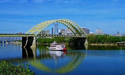 image for Two Admission for Cruise or Family Membership at BB Riverboats (Up to 53% Off)