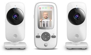 Motorola Baby Monitors Dual Cameras