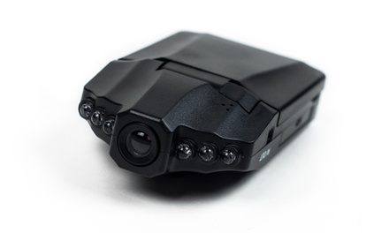 Dash Cam DVR System with 2.5