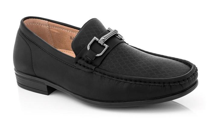 Franco Vanucci Men's Dress Shoes (Size 7.5)