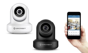 Amcrest HD Video Monitoring Security Wireless IP Camera with WiFi