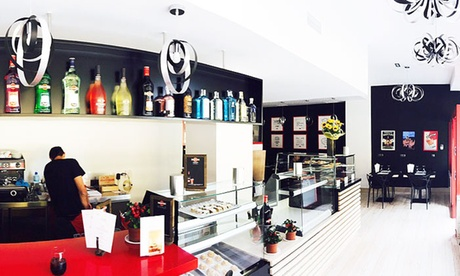 Barra libre para 2 o 4 personas de aperitivos italianos con Martini o bebida desde 14,95 € en Come in Casa