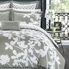 Niris Reversible Floral Comforter Set (7-Piece)