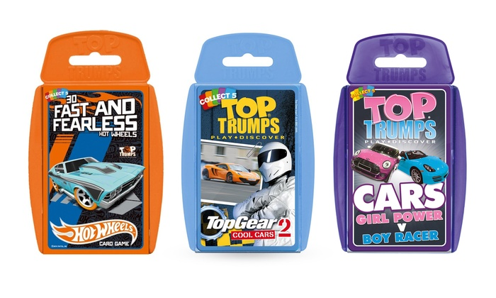 Top Trumps Car Triple Pack  cce200b84