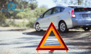 Emergency Assist: One-Year Car Basic or Premium UK Breakdown Cover from Emergency Assist (Up to 74% Off)