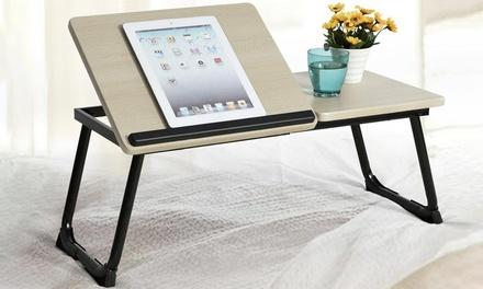 Tavolino per notebook da letto o divano
