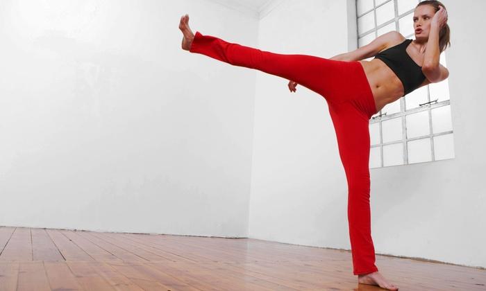 KOA Fitness - Newark: 5 or 10 Adult Martial-Arts Classes or One Month of Kids' Classes at KOA Fitness (Up to 86% Off)