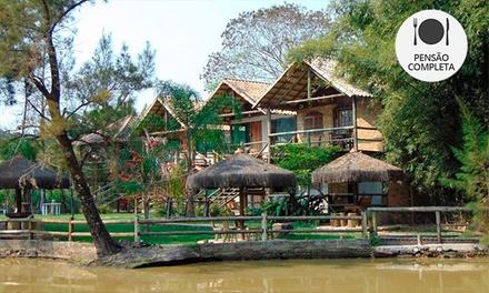 Betim/MG: até 4 noites para 2 com pensão completa no Hotel Fazenda Recanto Betim. Digite NATAL e ganhe 10% OFF extra!