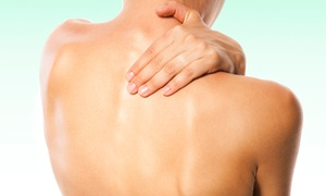 Matthews Family Chiropractic: Chiropractic Screening with X-rays, Adjustment, and Optional Massage at Matthews Family Chiropractic (Up to 94% Off)