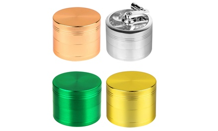 GPCT Herb, Spice and Tobacco Grinder in Choice of Colour