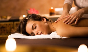 Magic hands Chinese massage: 1-Hr Massage and Ion Cleanse Package for One ($29) or Two People ($59) at Magic Hands Chinese Massage (Up to $140 Value)