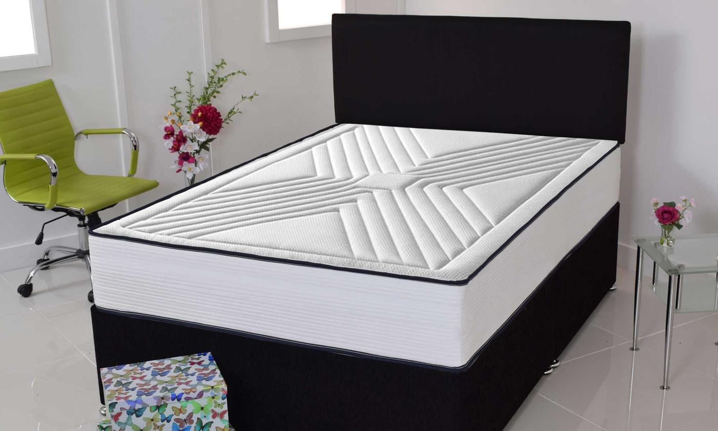 Minster Soft-Touch Memory Foam Mattress