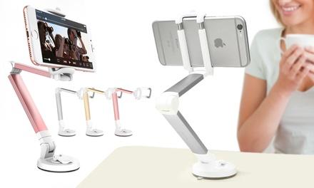 1 ou 2 supports de téléphone rotatifs à 360°pour voiture