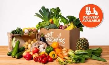Family Fruit & Veg Box + Delivery