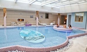 Salsomaggiore Terme: Salsomaggiore Terme, Percorso Spa con kit Gold Grand Hotel Salsomaggiore 5 stelle lusso (sconto fino a 58%)